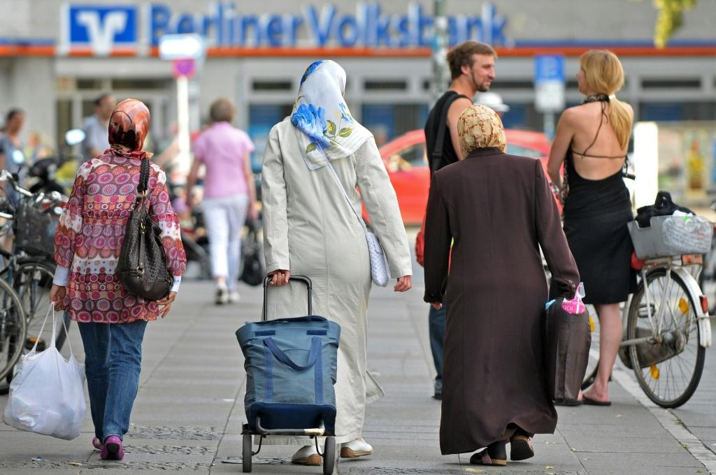Around three million people with Turkish nationality or roots live in Germany, a third of them Kurds