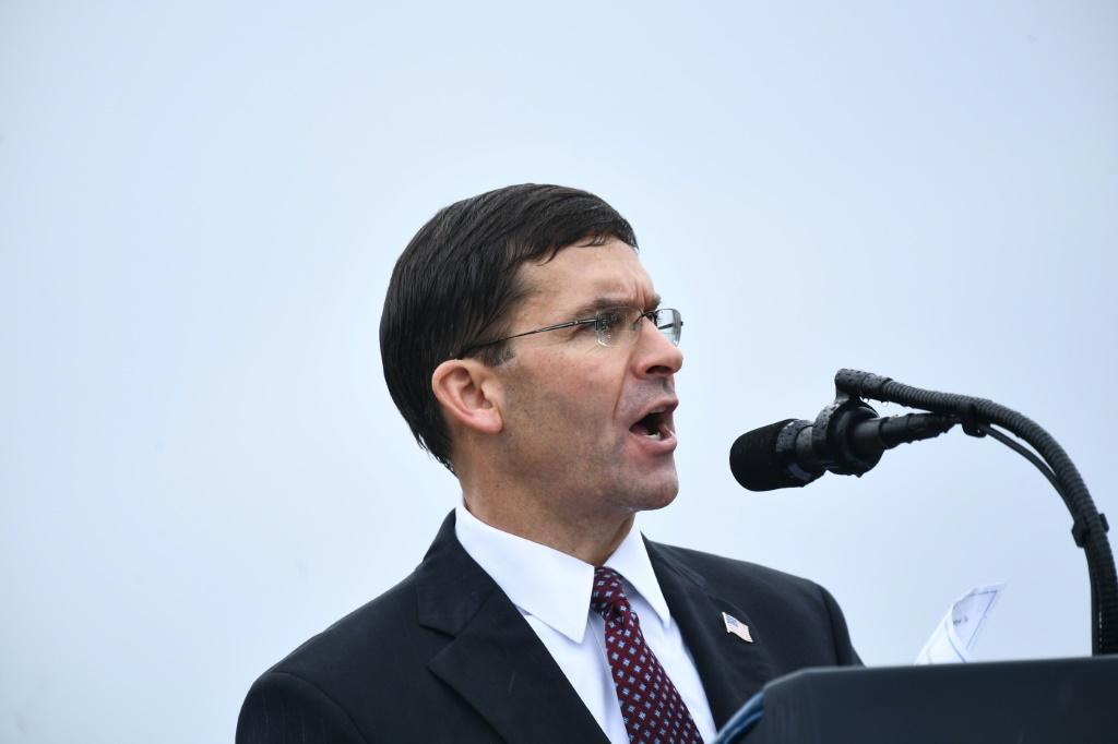 US Secretary of Defense Mark Esper has arrived in Afghanistan on an unannounced visit