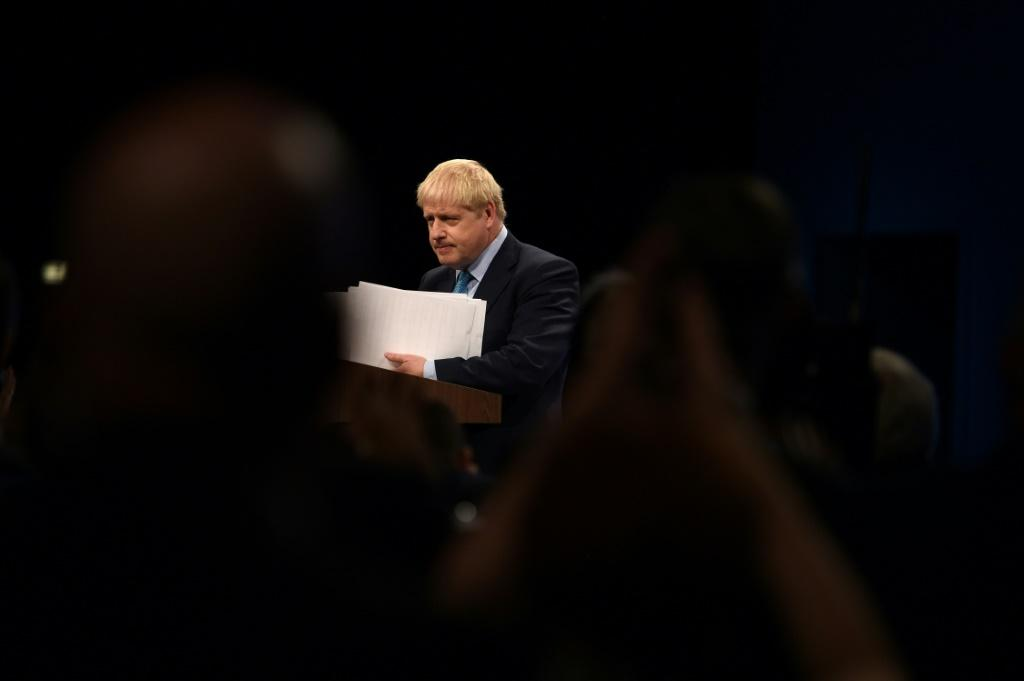 Johnson's foes foes are forging new alliances and trying to attach amendments