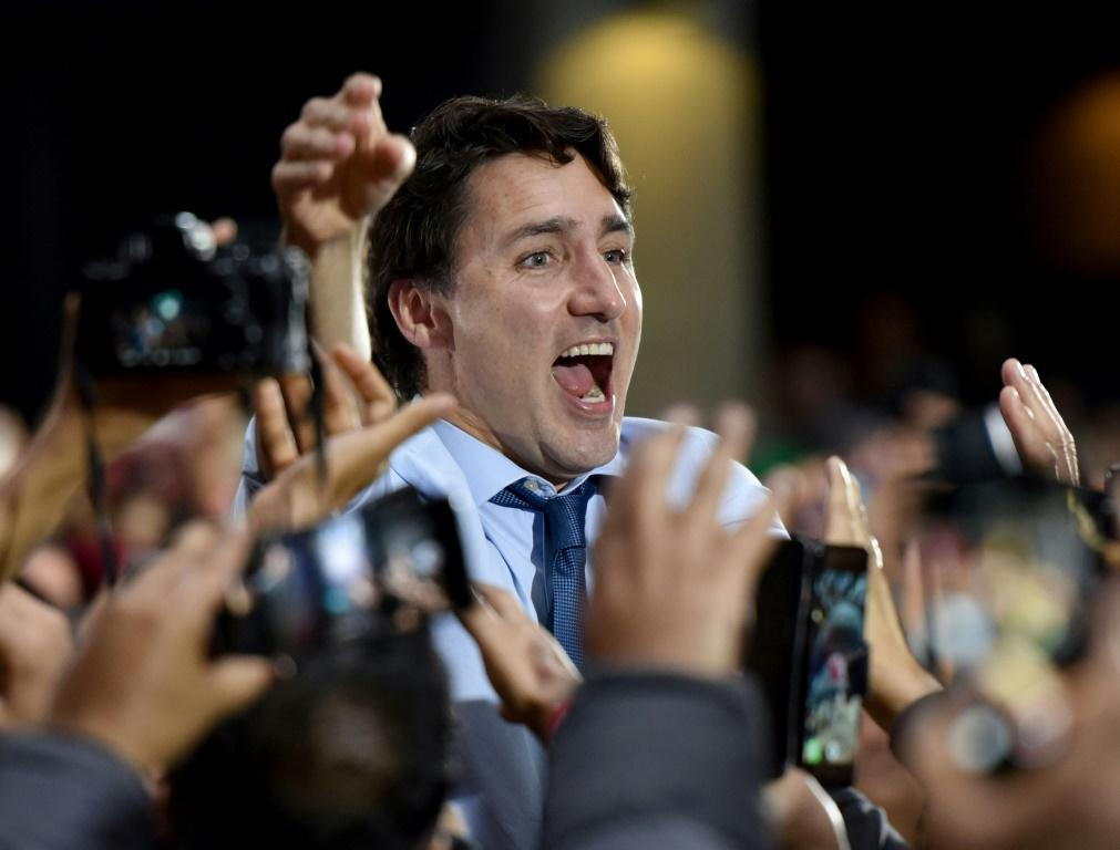 Leader of the Liberal Party of Canada, Prime Minister Justin Trudeau, is on the brink of an election that could see him removed from power
