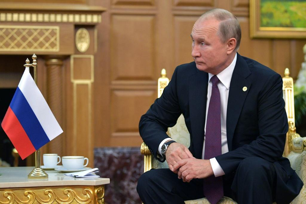 Russian President Vladimir Putin only occasionally meets with his 50-member human rights advisory council