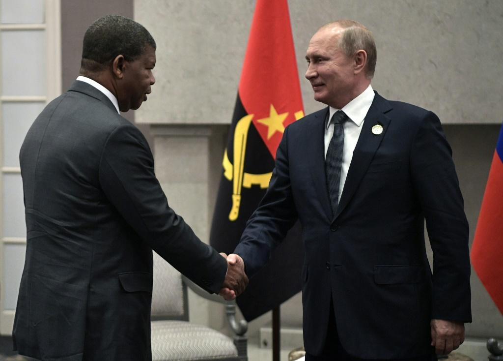 All 54 African states are sending a representative to the event in Russia's Sochi