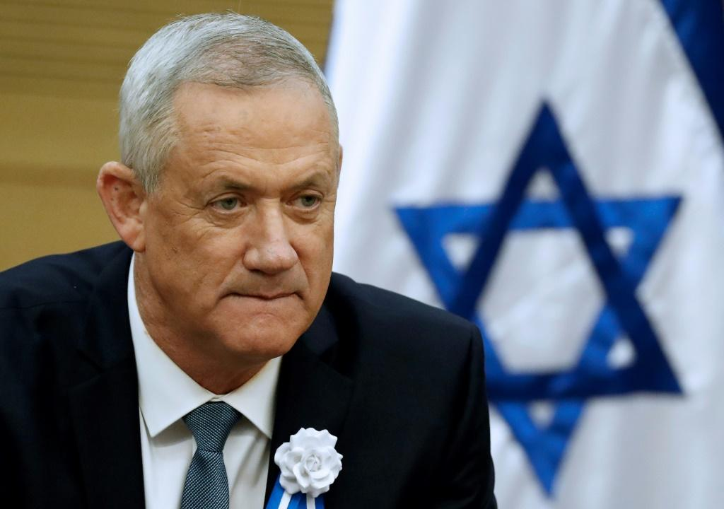 Benny Gantz is a former military chief who had no political experience before he challenged Netanyahu