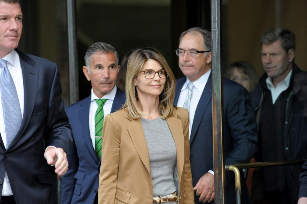 Lori Loughlin and husband Mossimo Giannulli