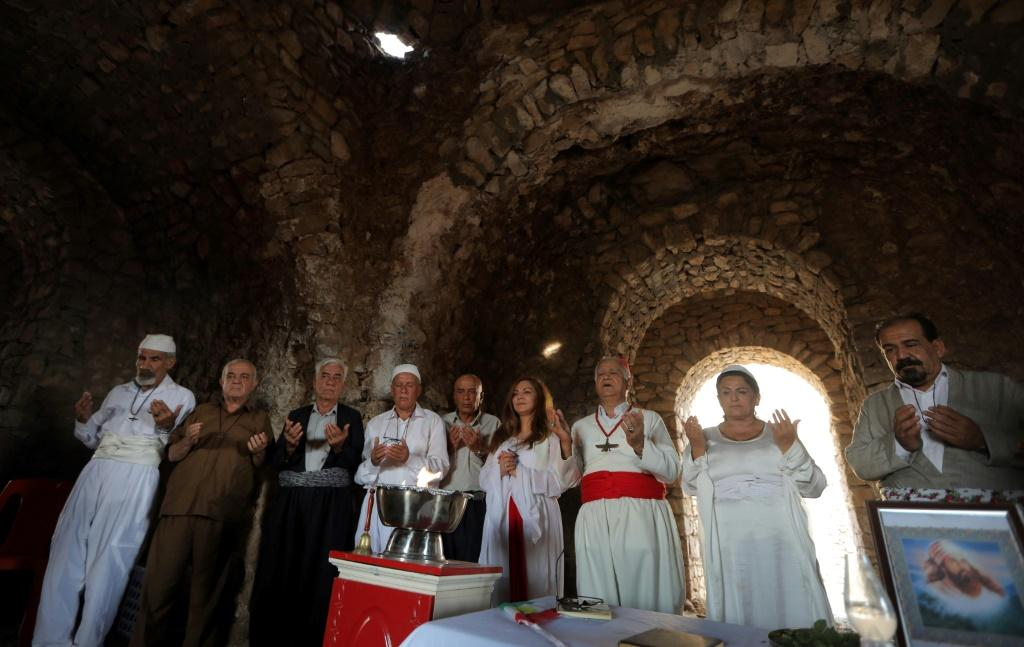 Zoroastrianism only gained recognition in Iraqi Kurdistan in 2015, and since then three new temples have opened