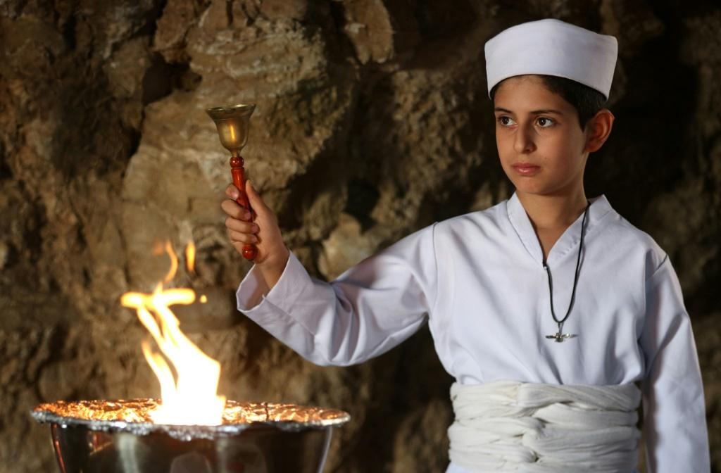 Zoroastrianism was once the official religion of the Persian empire