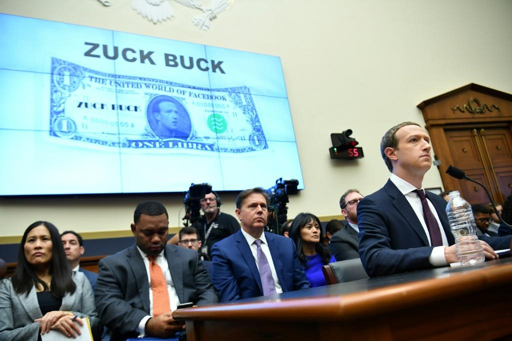 "One key lawmaker pledged to block Facebook's planned digital currency which she called the ""ZuckBuck"" as a hearing opened on the Libra coin with chief executive Mark Zuckerberg"