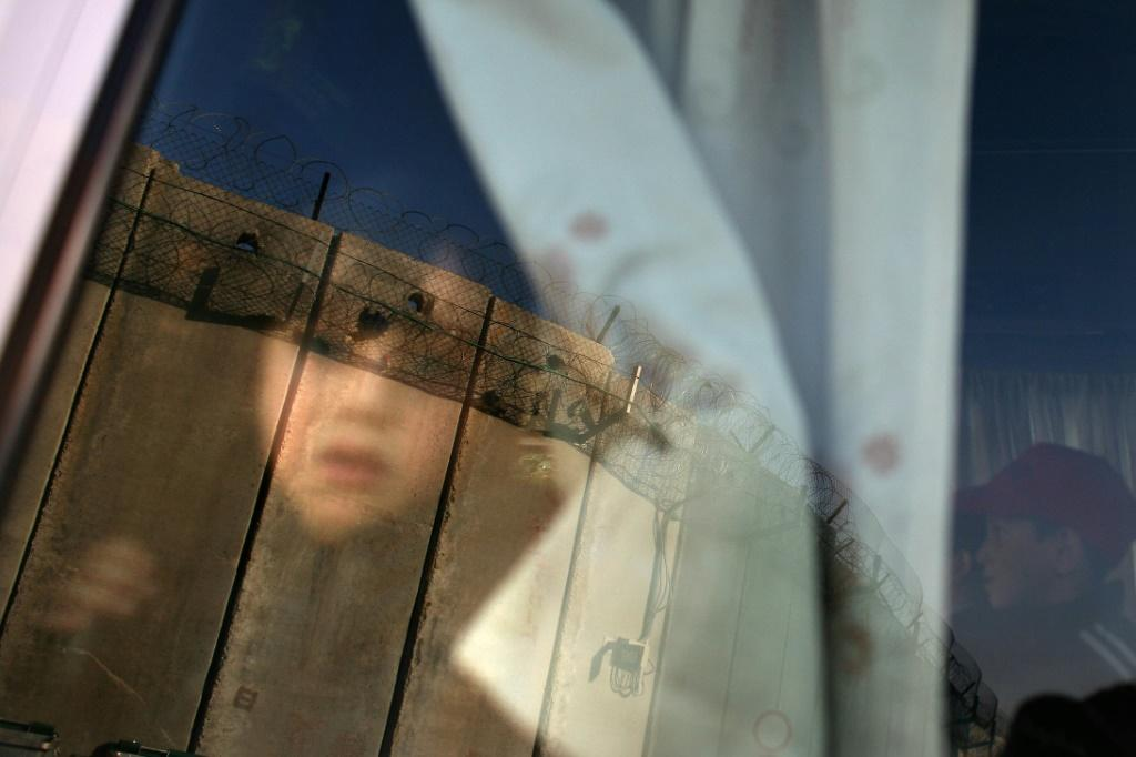 Israel has built a controversial separation barrier which cuts off the West Bank