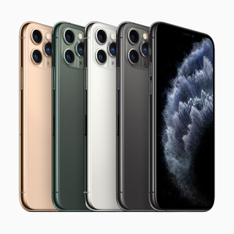 Apple iPhone 11 Pro - Color Variety
