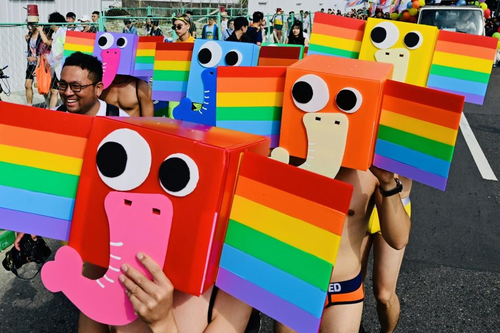 In the last decade Taiwan has become increasingly progressive on gay rights with Taipei home to a thriving LGBT community