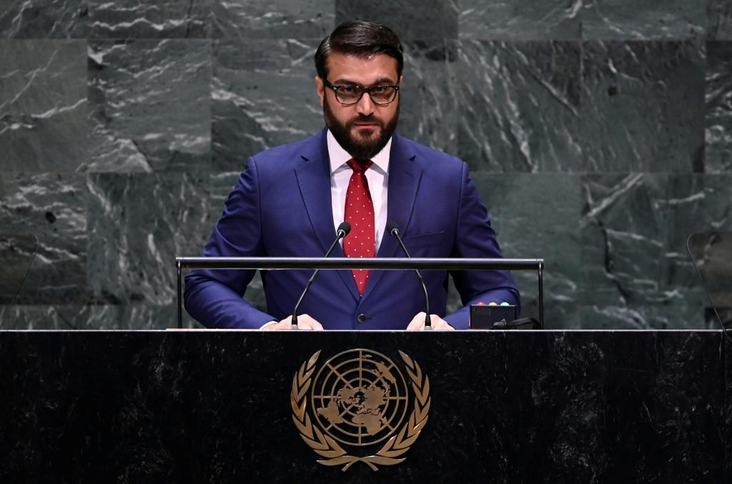 Hamdullah Mohib, Afghanistan's national security adviser, says Taliban leaders should order a one-month ceasfire to prove they control of their forces