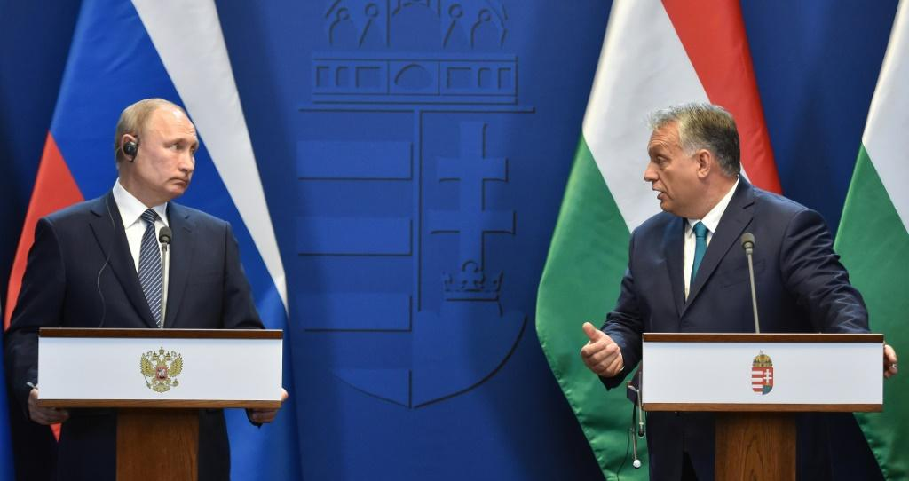 Orban defended himself against criticism of Hungary's rapprochement with Russia