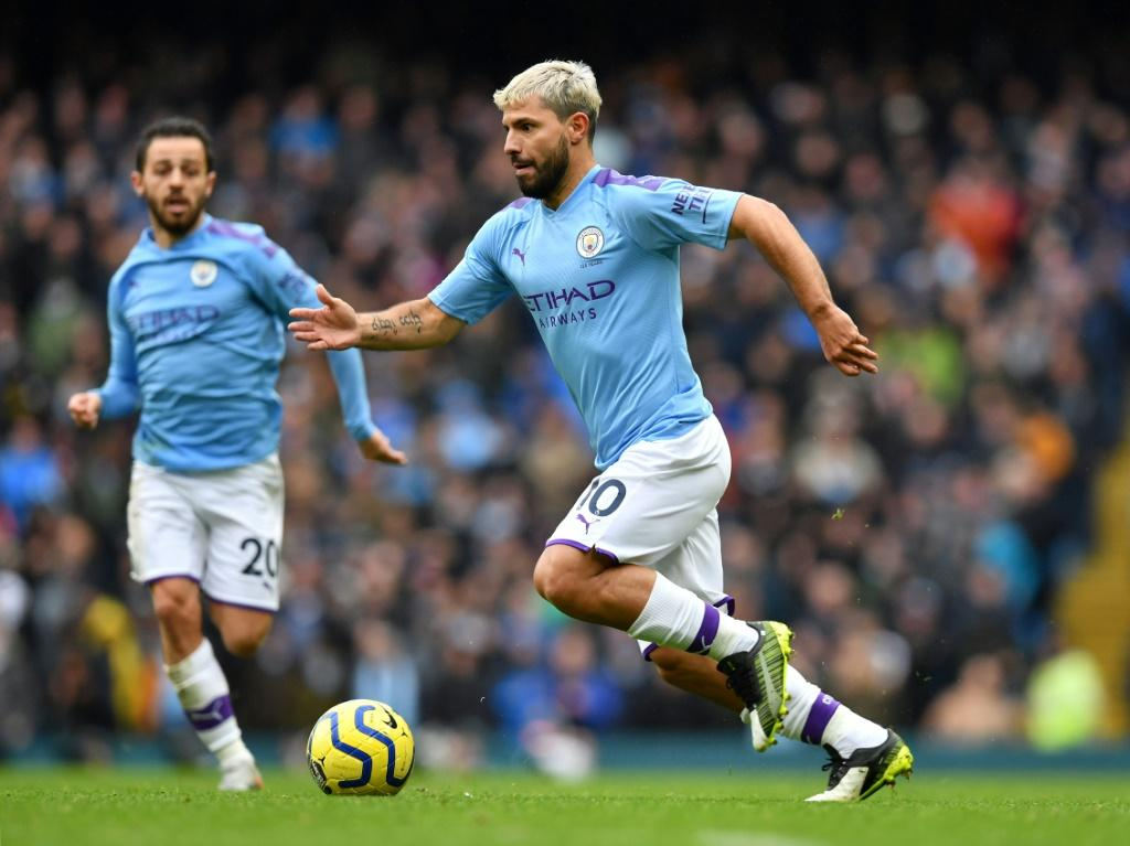 Sergio Aguero's predatory instincts hold the key to Manchester City's title defence