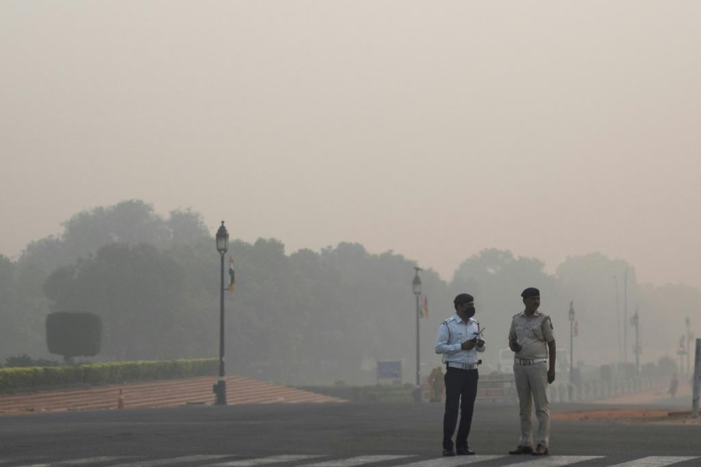 The sky-high levels of pollution made Delhi the most polluted major city on the planet on Friday, according to website AirVisual