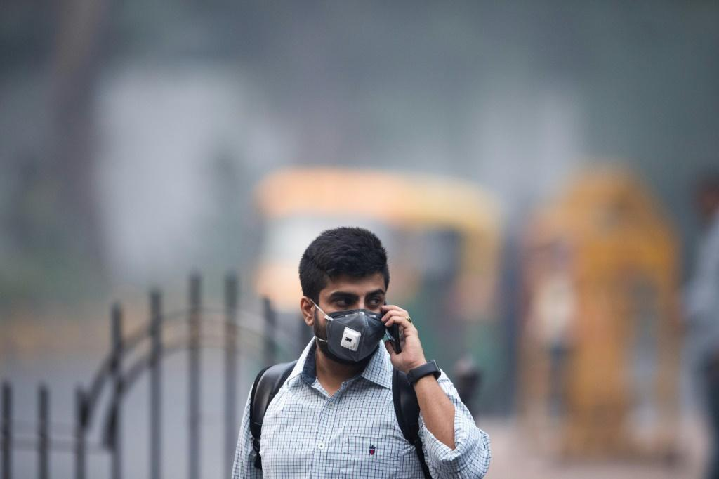 Fourteen Indian cities including the capital are among the world's top 15 most polluted cities, according to the World Health Organization