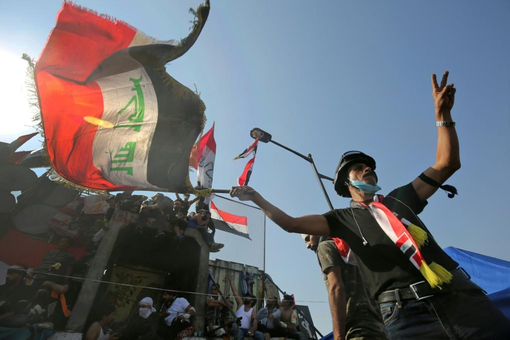 Protesters have rallied, blocked roads and called strikes, accusing the Iraqi government of rampant corruption and clientelism