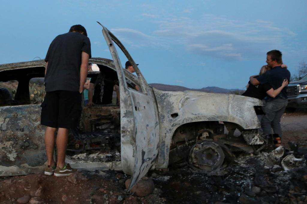 Gunmen ambushed the members of the LeBaron family on a rural road, between the states of Sonora and Chihuahua, which border the United States