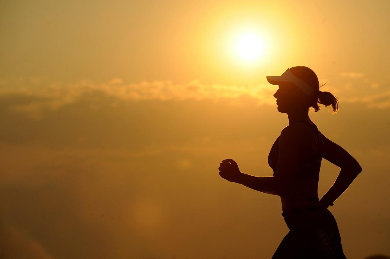 how to increase life expectancy through running, jogging