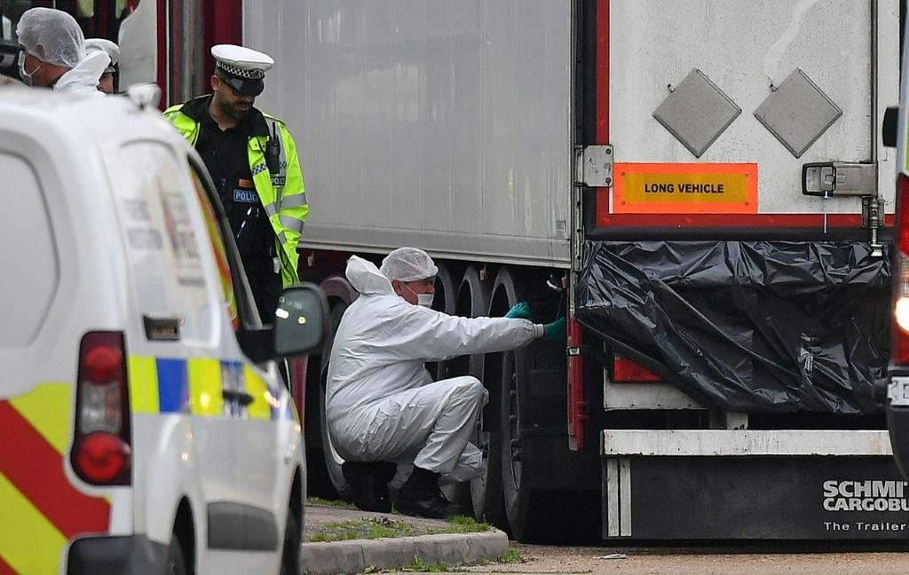 All 39 bodies found in a refrigerated truck outside London last month have now been identified as Vietnamese citizens