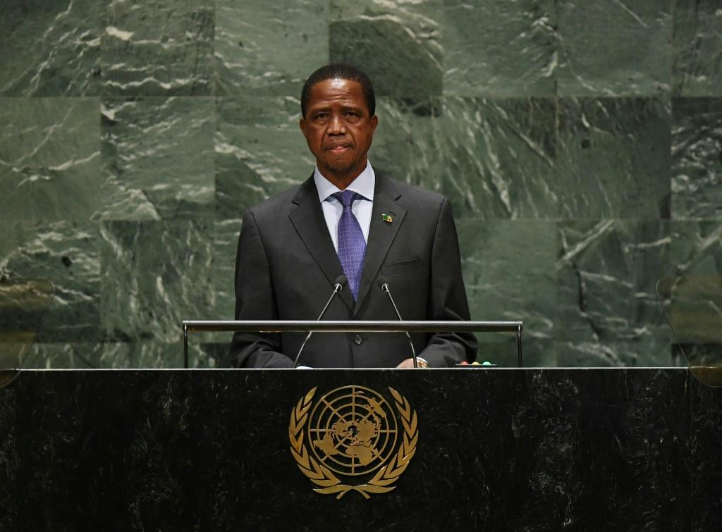 Edgar Chagwa Lungu, in power since 2015,faces mounting complaints that he is cracking down on dissent and seeking to consolidate power ahead of elections in 2021