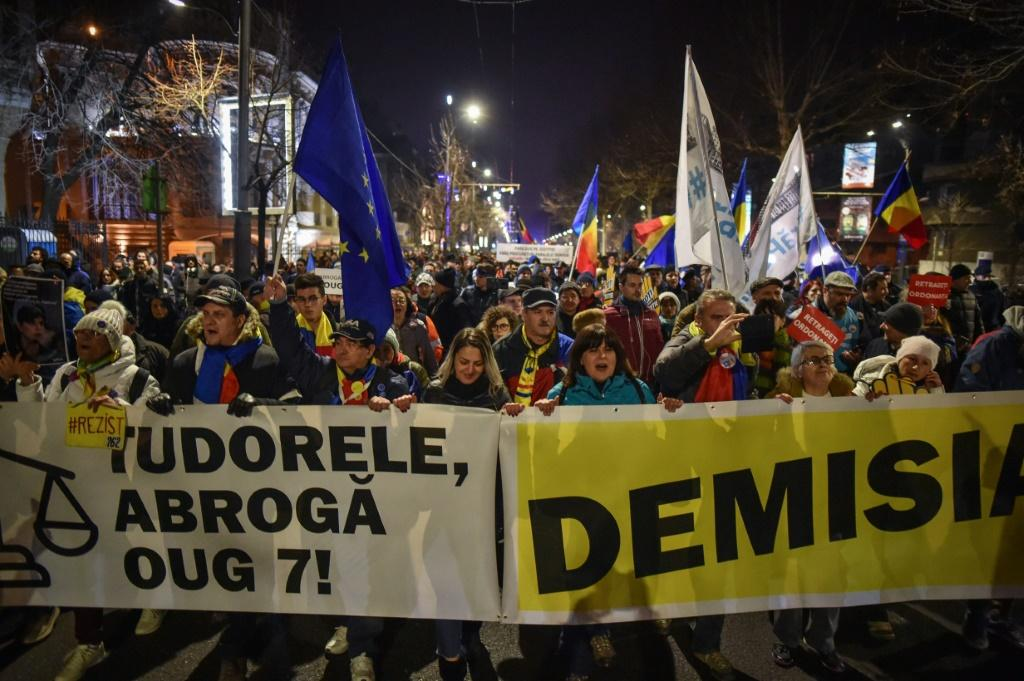 In 2015, a PSD-led government collapsed in the wake of protests over a Bucharest nightclub fire that killed 63 people