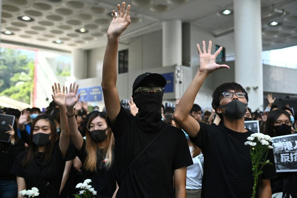 Public anger has been building for years over concerns that China's rulers are eroding Hong Kong's unique freedoms
