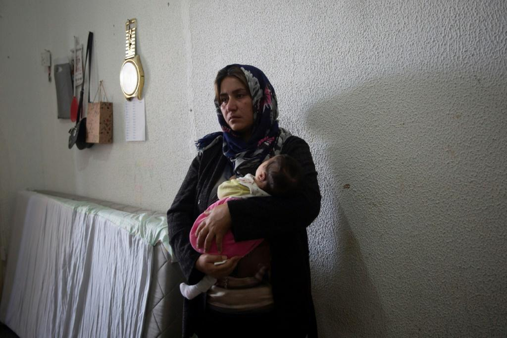 After four months in Hungary, Asurma Arab and her family were kicked back to Serbia in the middle of the night