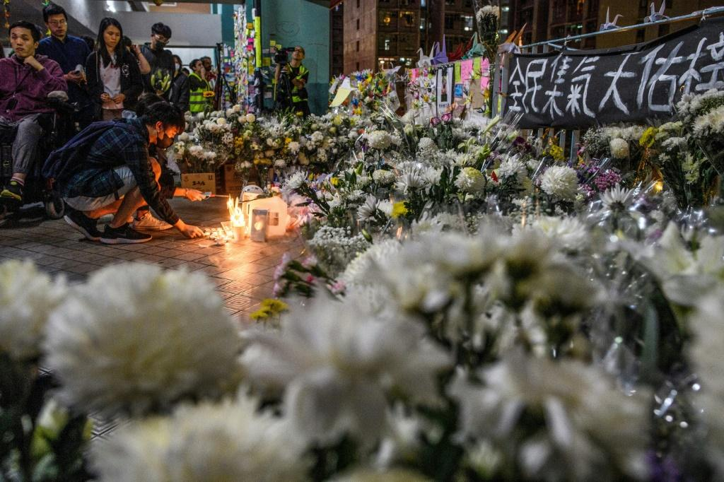 The tinderbox atmosphere intensified after 22-year-old student Alex Chow died from a fall during recent clashes with police