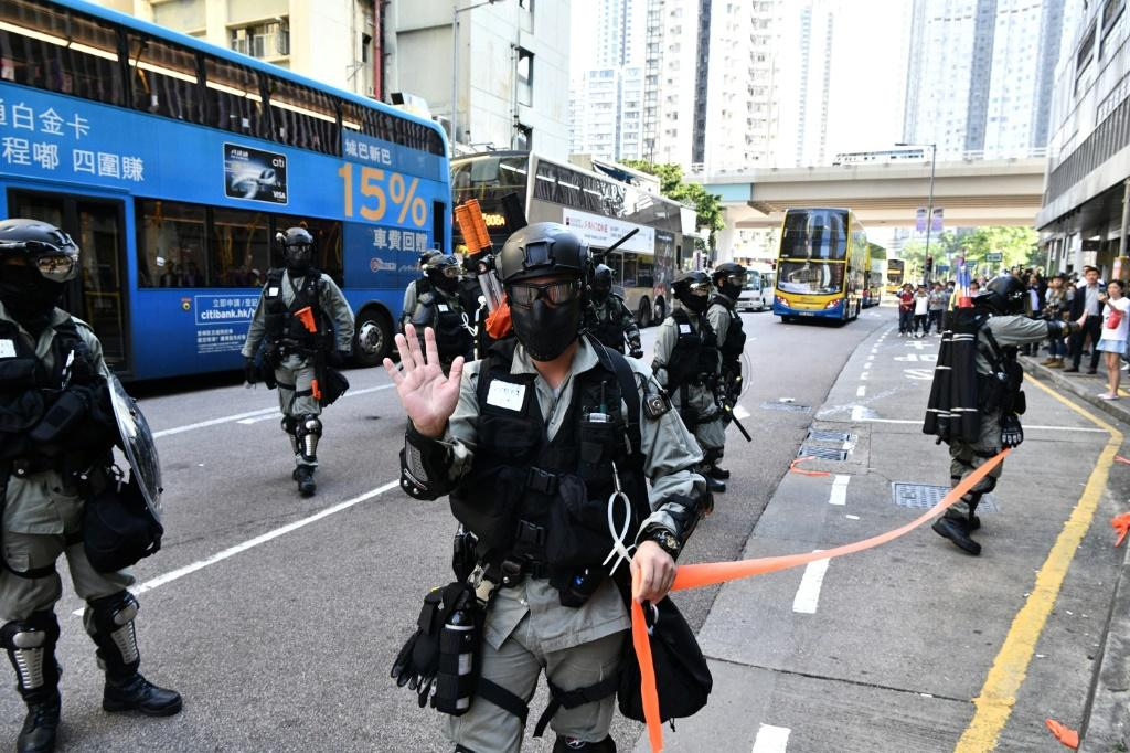 An independent inquiry into the police force has become one of the key demands of Hong Kong's protest movement