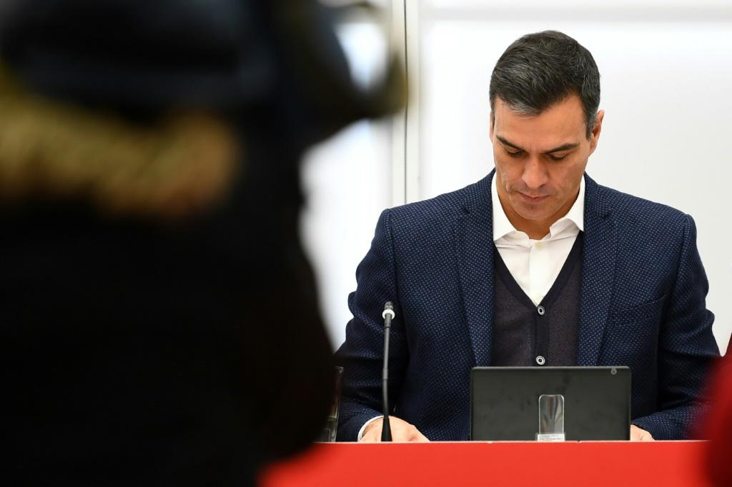 Prime Minister Pedro Sanchez triggered the repeat polls after his Socialists failed to reach an agreement with other parties to forge a parliamentary majority