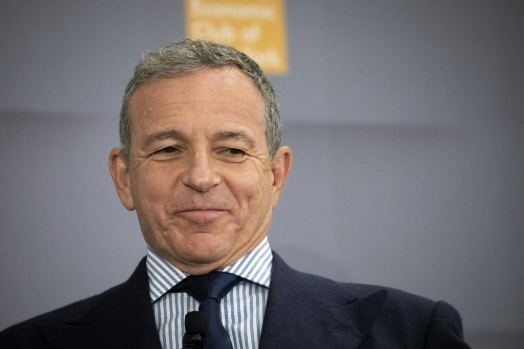 """Disney chief Bob Iger called the launch """"a historic moment for our company that marks a new era of innovation and creativity"""