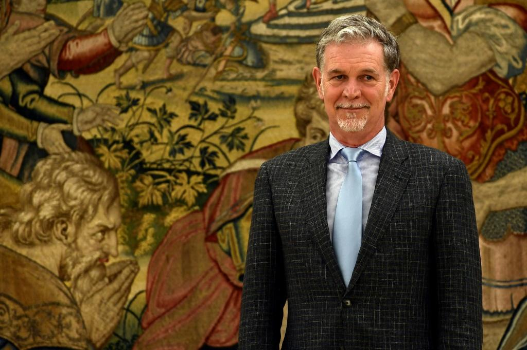 Netflix boss Reed Hastings has said that his company welcomes the competition from Disney