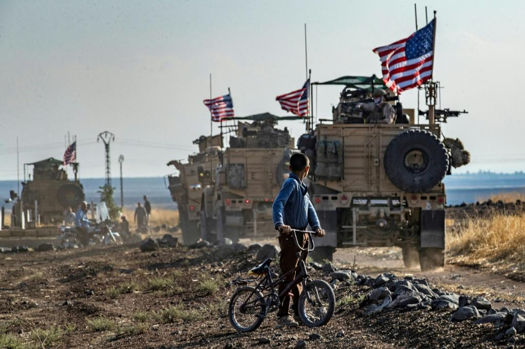 Esper said that the numbers could fluctuate, particularly if European allies strengthen their presence in Syria
