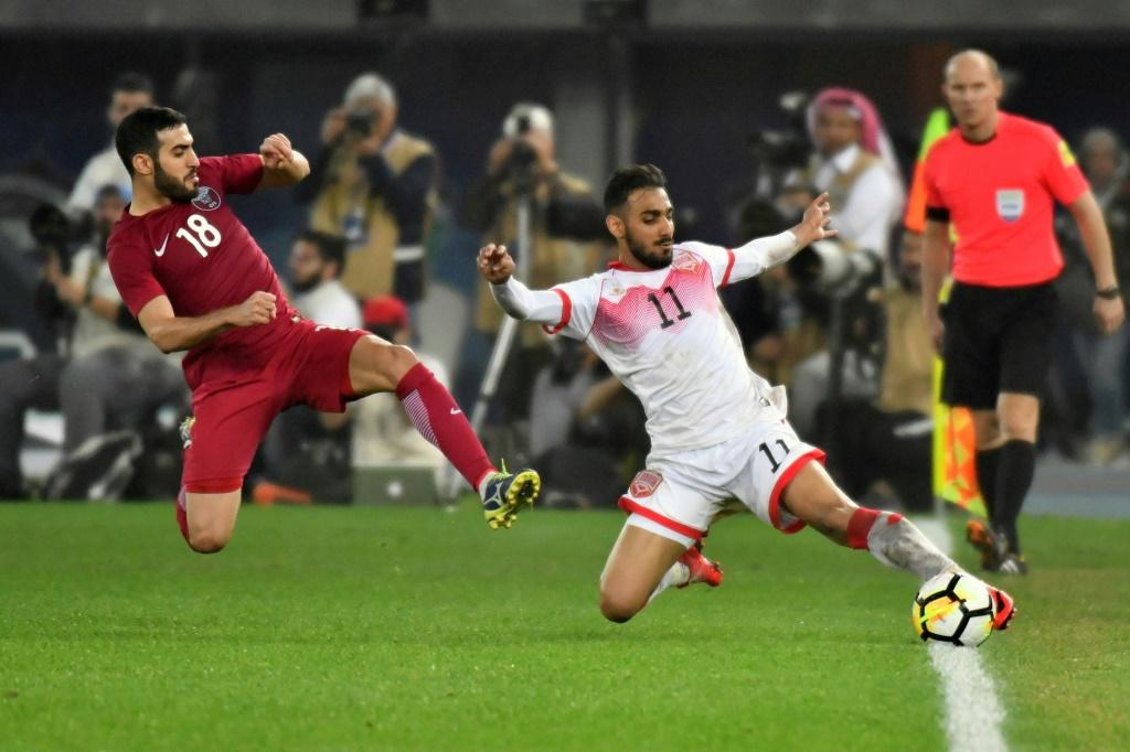 Qatar's regional foes Bahrain, Saudi Arabia and the United Arab Emirates took part in the 2017 Gulf Cup but only after the venue was switched from Qatar to neutral Kuwait