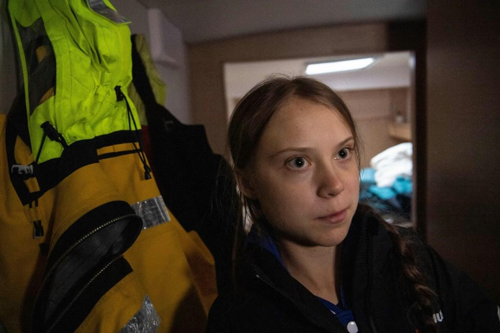 Swedish climate activist Greta Thunberg sailed to Europe after a busy 11 week tour of North America and Canada
