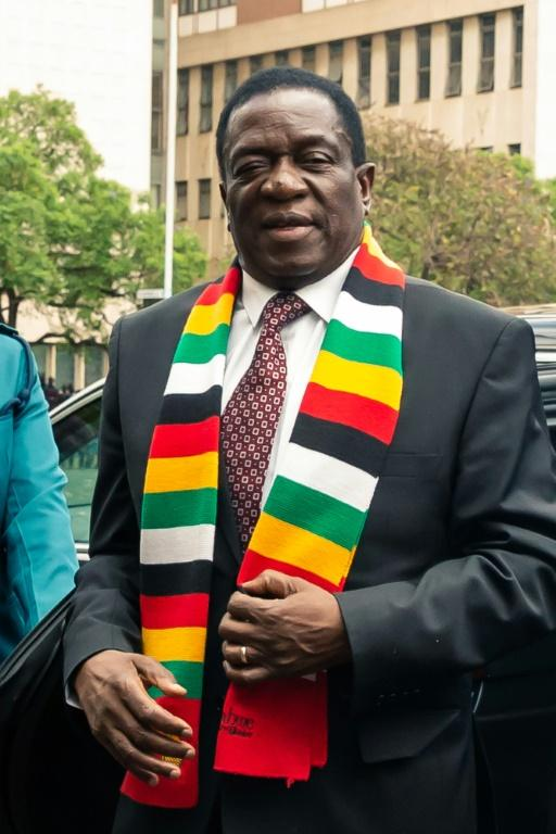 Mugabe's successor Emmerson Mnangagwa won disputed elections with pledges to lure foreign investment and create jobs