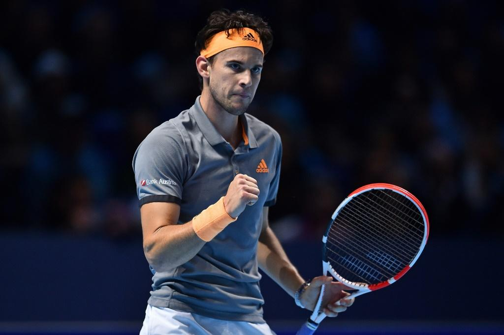 Dominic Thiem beat Stefanos Tsitsipas to win his first ATP Finals title