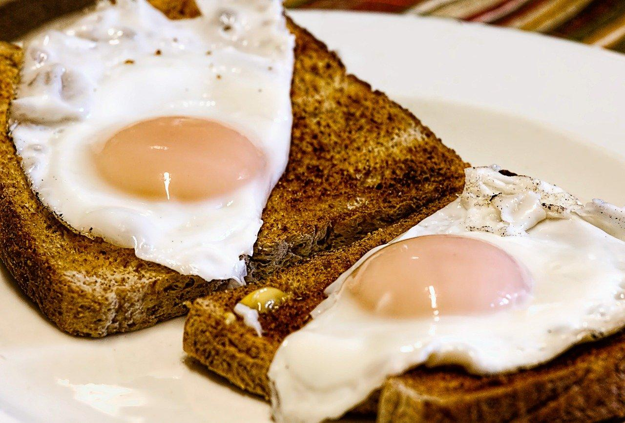 eggs and low-carb foods for breakfast type 2 diabetes