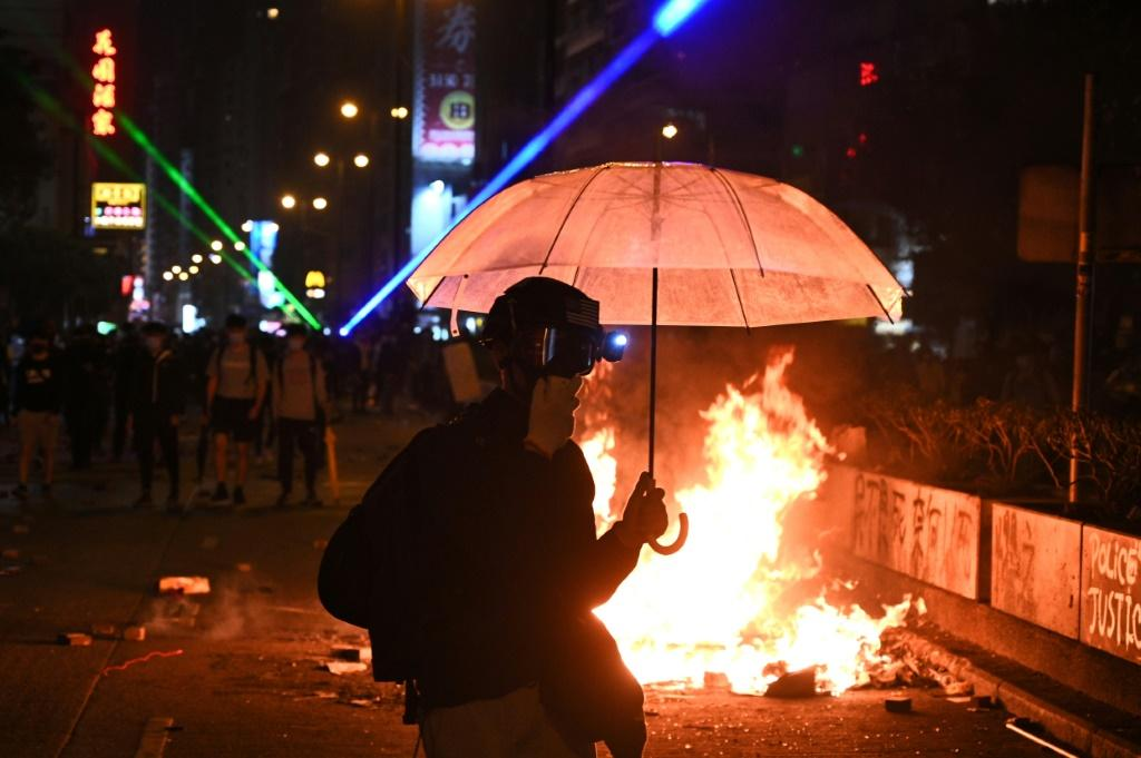 Hong Kong has been gripped by protests since June