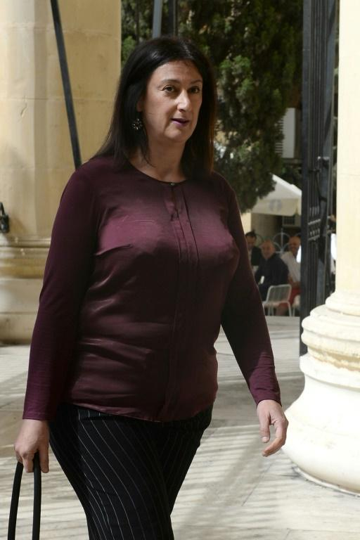 The murder of Daphne Caruana Galizia shocked Malta and lead to protests for justice