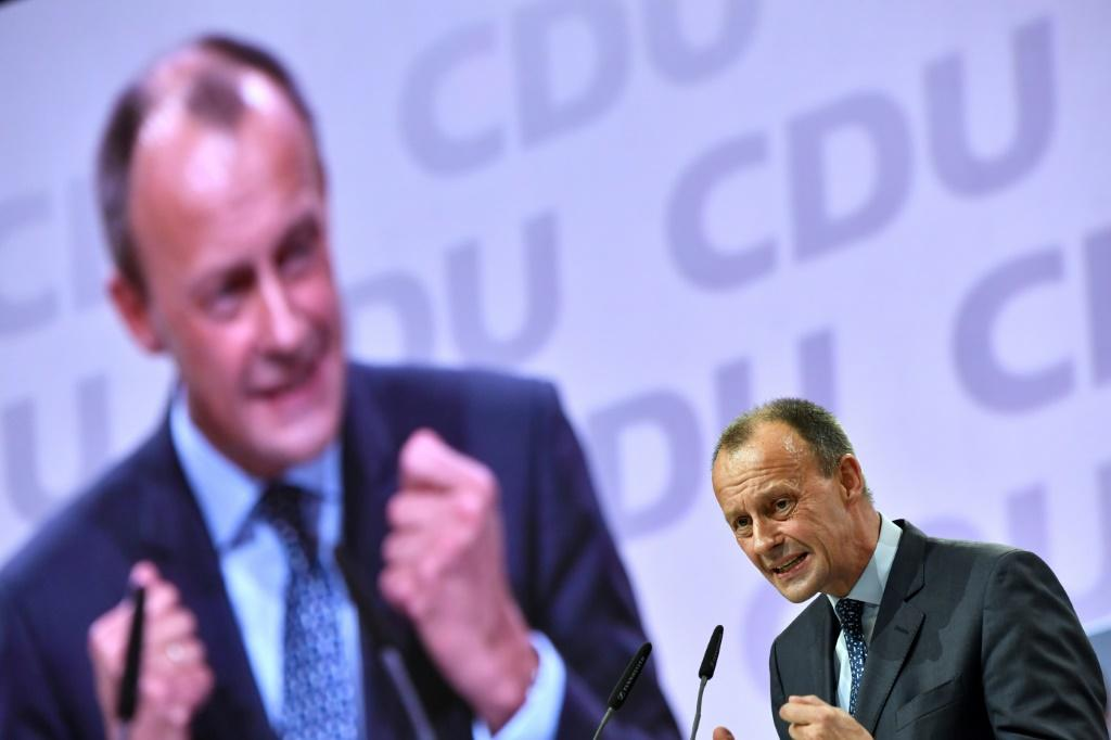 Friedrich Merz is the more popular choice among party members