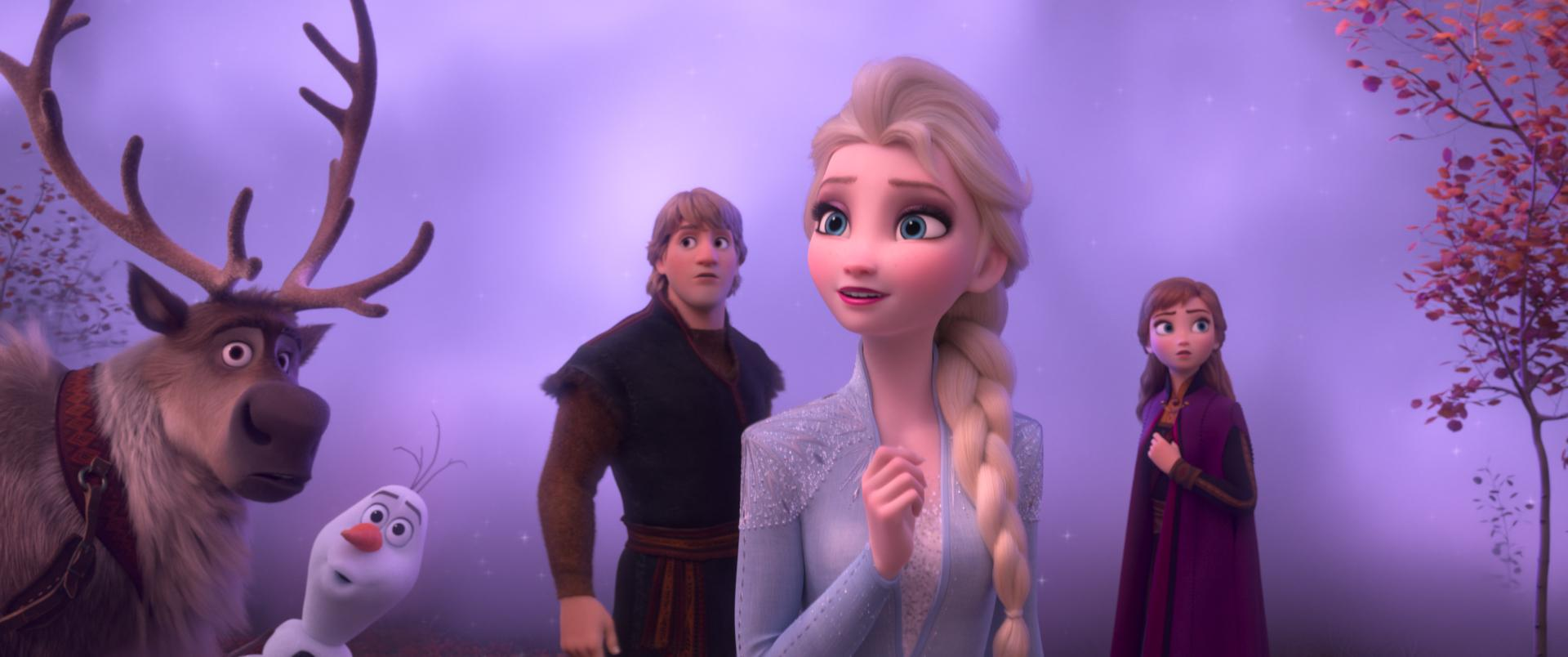 When will Frozen 2 be on Disney Plus