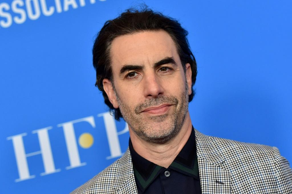 Sacha Baron Cohen, pictured in July 2019, launched a confrontation with social media giant Facebook.