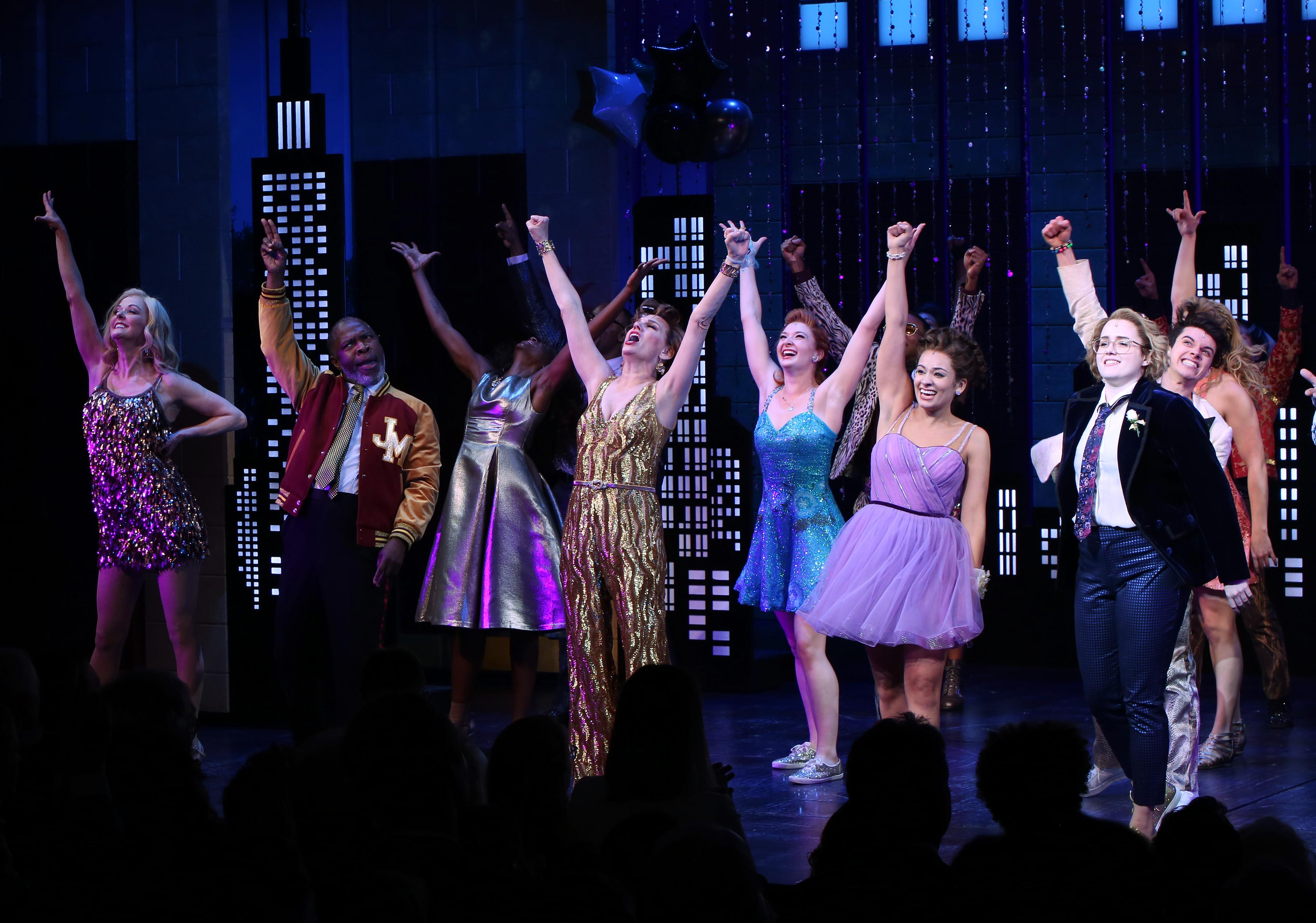 The Prom broadway cast