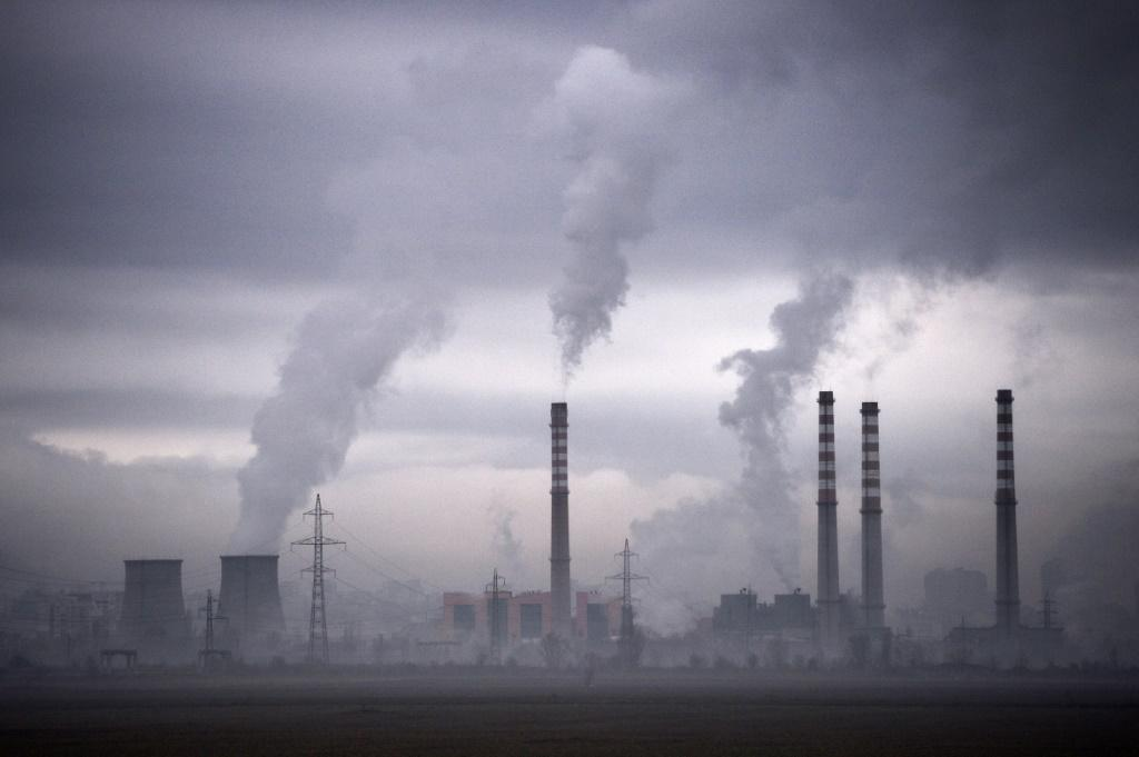 The UN said it saw no sign of emissions peaking in the coming years