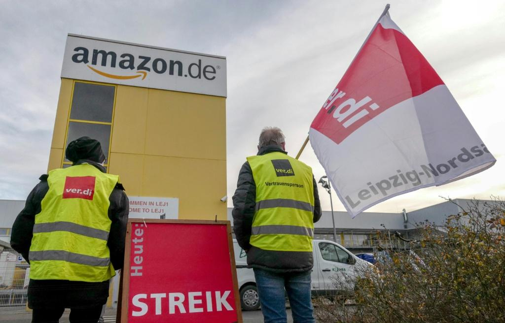 "Amazon has been hit by repeated strikes in Germany and other countries in recent years, including last year's ""Black Friday"" event -- but the firm said most of its 13,000 employees in 13 German logistics centres would be working ""as normal"
