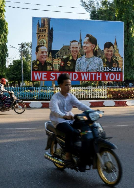 Suu Kyi Fans Join VIP Tours For Rohingya Genocide Trial