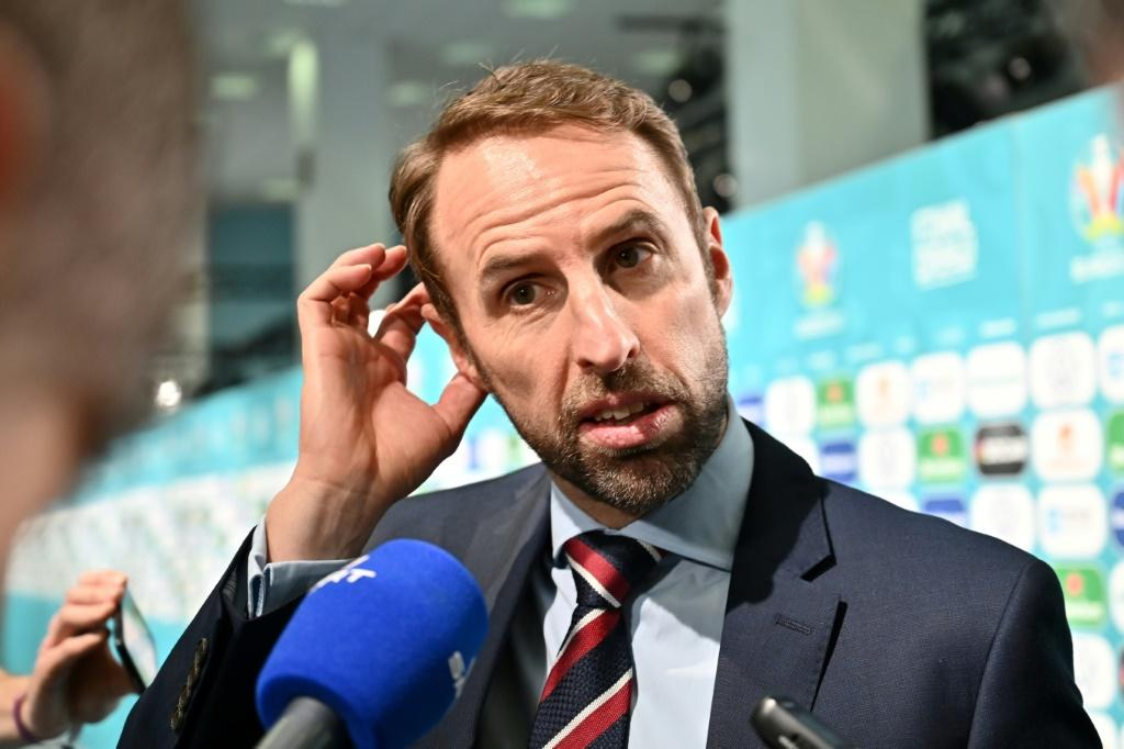 England coach Gareth Southgate is looking forward to a rematch with Croatia at Euro 2020