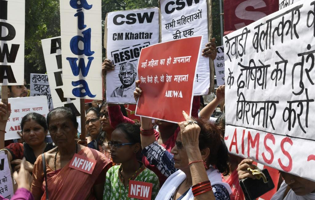 Outrage at brutal cases of gang rape have sparked street protests across India in the past few years