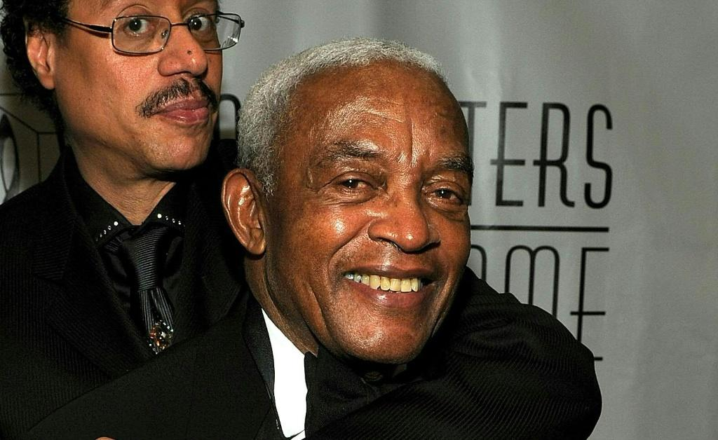 Irving Burgie, pictured here in 2010, was best known as the man who helped introduce calypso music to the mainstream